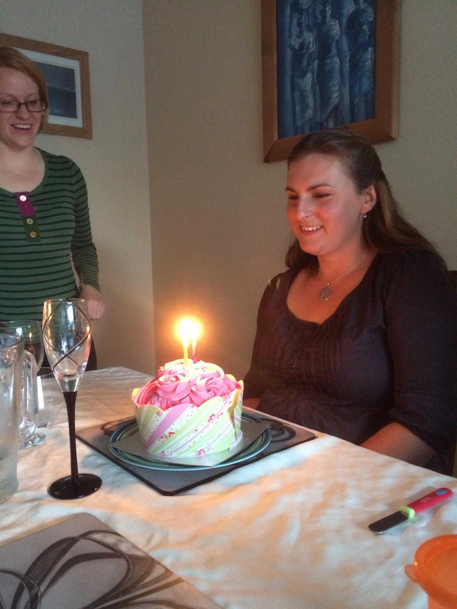 Celebrating my 30th birthday!